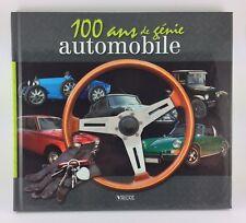 """Voiture 1/43 Atlas """"Les voitures de mon père"""" Livre 100 ans de génie automobile"""