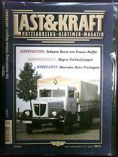 LAST & Kraft     Nutzfahrzeug-Geschichte   Nr: 4 aus 2000   in Schutzhülle