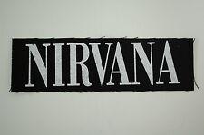 Nirvana Cloth Patch (CP192) Rock Metal Pearl Jam Kurt Cobain