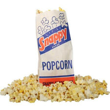 Popcorn Machine supplies 1000 - 1 oz popcorn sack bags
