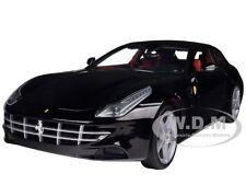 FERRARI FF BLACK 1/18 DIECAST MODEL CAR BY HOTWHEELS X5526