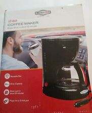 ROADPRO R RPSC785 12V COFFEE MAKER WITH GLASS CARAFE