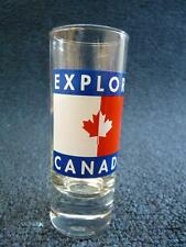 "Shot Glass Explore Canada 4"" (647)"