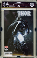 THOR #6 1:50 Dell'Otto Variant EGS 9.8 not CGC Death of Galactus KEY Cates BLACK