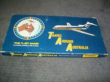 TAA-Travel Around Australia Board Game-T Jet Board Game
