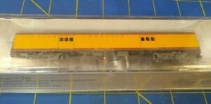 WALTHERS N SCALE Rolling Stock UNION PACIFIC PS 72' BAGGAGE CAR 932-55101
