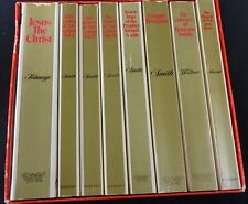 LDS Mormon Vintage 1977 Old Boxed Gospel Doctrine Salvation Christ Set 8 Books