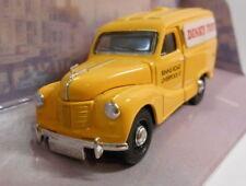 Fourgons miniatures jaunes 1:43