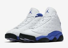 Air Jordan Retro 13 Hyper Royal White Black 414571-117 Size 16 Bred He got Game