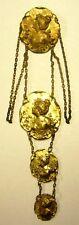 jolie et curieuse broche trembleuse bijou Art Nouveau