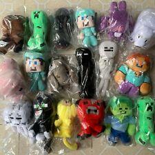 Minecraft Plush Toy Kids Gift Children Stuffed Animal Soft Plushies Game Xmas