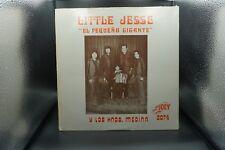 LITTLE JESSE Y LOS HNOS. MEDINA El Pequeno Gigante VINYL ESTERIO LP DISCOS JOEY