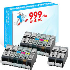 Compatible Printer Ink Cartridges Replace Canon PGI-520 & CLI-521 - 14 Pack