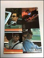 1969 Pontiac GTO Judge Firebird Grand Prix Vintage Sales Brochure Catalog