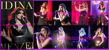 Idina Menzel 2015 World Tour Book Program + 16 Live Concert Photos Wicked Frozen