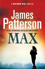 Max (A Maximum Ride Thriller)-James Patterson