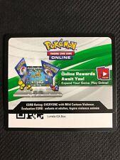 Pokemon Lunala GX SM103 Collection Box Online Promo Code