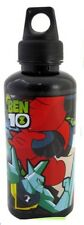 Cartoon Network Ben 10 Drink Water Bottle Blue Screw Top