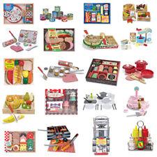 Kids Play Toys - Food & Kitchen Sets - Melissa & Doug