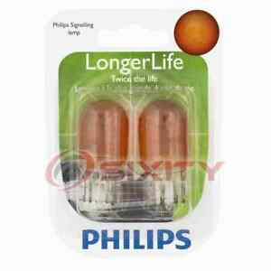 Philips Front Side Marker Light Bulb for Acura MDX 2014-2016 Electrical zt