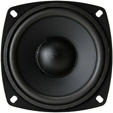 "NEW 4"" Inch Full Range Woofer Speaker for Home Theater / Studio / Boom Box  8Ohm"