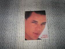 NICK KAMEN CARTE POSTALE FRANCE 149