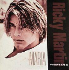 Audio CD - RICKY MARTIN - Maria Remixes - RARE 6 Track - Like New - USED (LN)