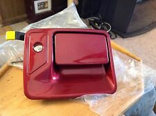 NEW OEM 2005 2006 2007 FORD F250 F350 SUPERDUTY RIGHT FRONT DOOR HANDLE RED