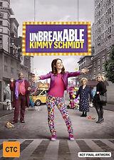 The Unbreakable Kimmy Schmidt - Season 3 DVD [New/Sealed]