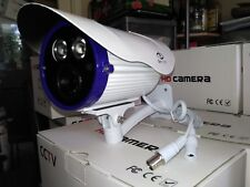 Powerful 3MP 3.6mm Lens,4in1 Full HD 1080P CCTV Camera Crystal Clear 80M Night..