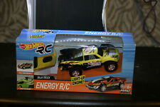 Hot Wheels BAJA Truck ENERGY R/C RC Car Remote Control NEW!!