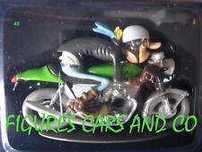 SERIE 2 MOTO JOE BAR TEAM 48 NORTON 750 COMMANDO ROADSTER FASTBACK 1969