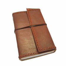 Leather Journal Notebook XX Large Stitched 145 X 240mm