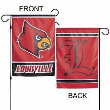 "University of Louisville Cardinals 12"" x 18"" Premium Decorative Garden Flag"