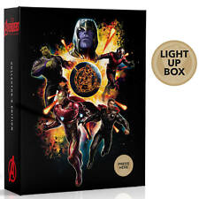 AVENGERS ENDGAME 3D+Blu-ray STEELBOOK Sold-Out Zavvi Exclusive Collector Edition