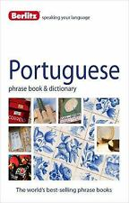 Phrase Book Ser.: Portuguese : Phrase Book and Dictionary (2012, Paperback)
