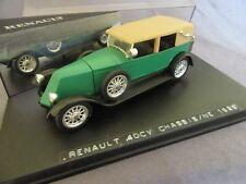 154G Solido Renault 40cv Châssis NE 1925 Age d'Or 1:43