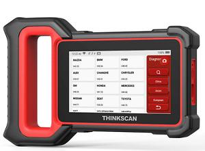 ThinkScan Plus S2 ABS/SRS/ECM System Reset OBD2 Scanner Code Reader Diagnostic