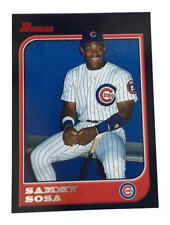 1997 Bowman #PP4 Sammy Sosa Promo Chicago Cubs