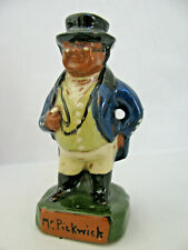 More details for longpark / tormohun well coloured figure of mr pickwick. torquay pottery