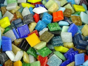 81 Tile Sheets 10mm Vitreous Mosaic Tiles Choose your colour. Tesserae, Tessera