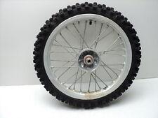 KTM SX65 SX 65 #5054 Aluminum Front Wheel & Tire