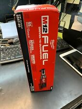 "NEW!! Milwaukee 2557‑20 M12 Fuel 12V Li‑ion Brushless Cordless 3/8"" Ratchet"