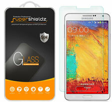 3X Supershieldz Samsung Galaxy Note 3 Tempered Glass Screen Protector Saver