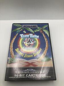 Tiny Toons Adventures Sega Megadrive Cib #0105