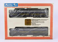 American Flyer S Scale 8153 Baltimore & Ohio Alco Pa Aa Diesel Engine Set -B