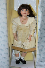 "Berdine Creedy 28"" Doll ""Janina"" Masterpiece Gallery 0435/1500 Limited in Box"