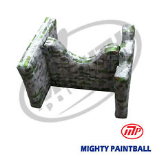 Mighty Paintball Air Bunker (Inflatable Bunker) - H Shape (Mp-Sb-Wp10)