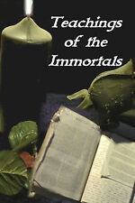 Real Vampires: Teachings of the Immortals, Immortality, Gothic, Chaos Magic,