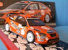 FORD FOCUS RS WRC 07 #14 RALLYE MONTE CARLO 2008 SOLBERG MENKERUD IXO 1/43